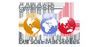 Genesis Burson Marstellar Logo