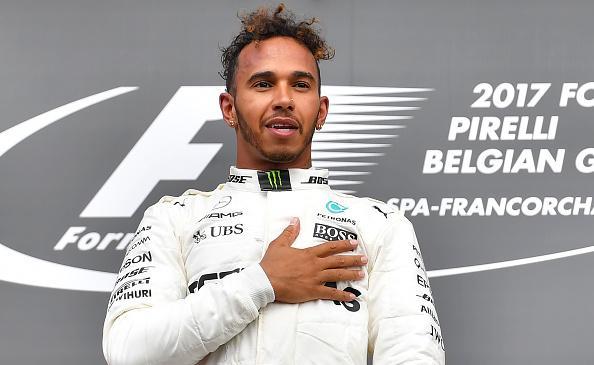 Lewis Hamilton Formula One driver