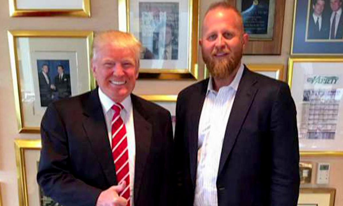 Brad Parscale to handle Trump's 2020 re-election campaign