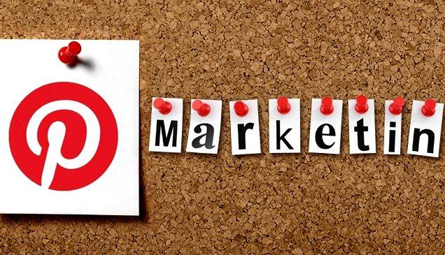 digital marketing on Pinterest