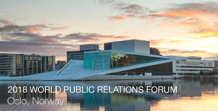 Public Relations Forum held in April