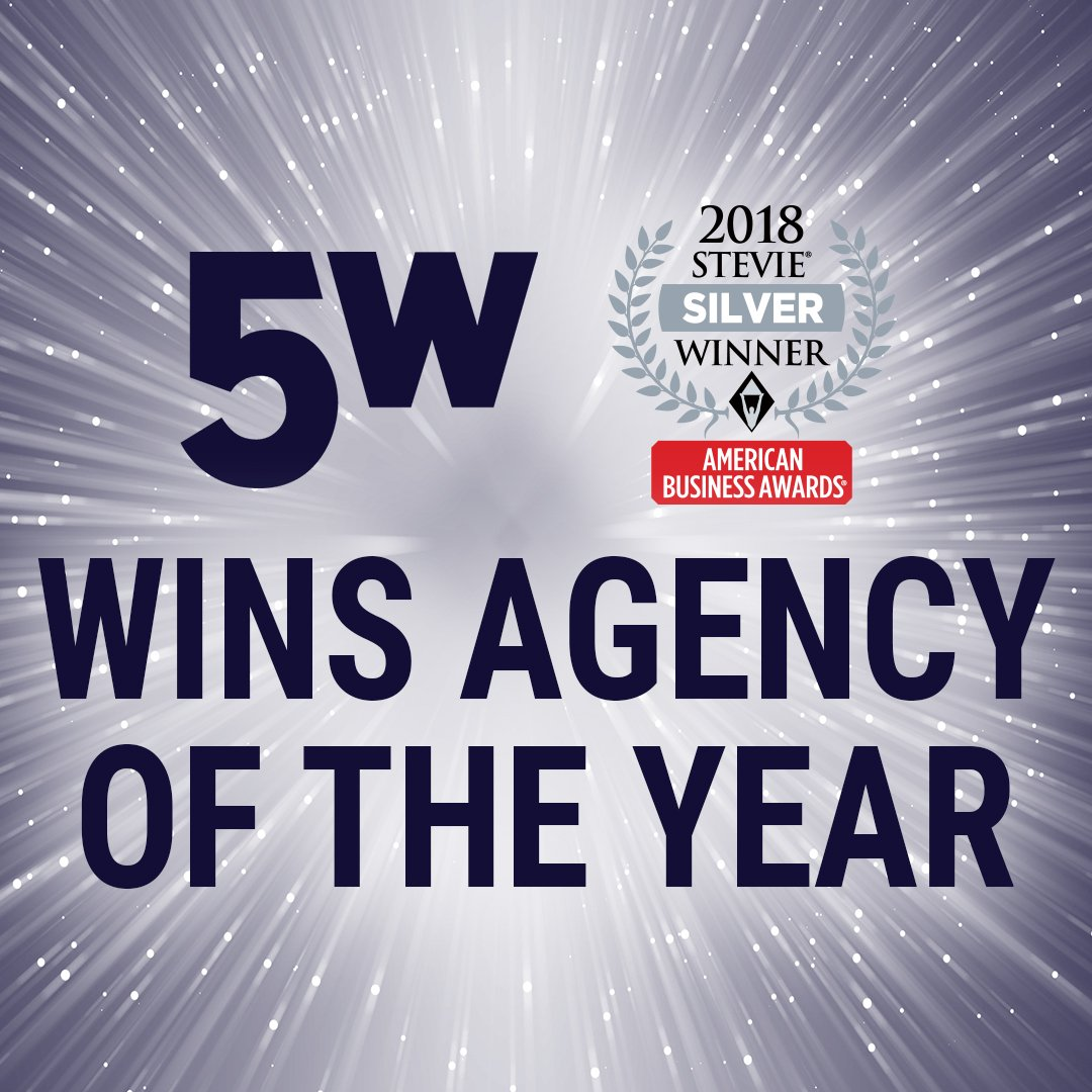American Business Awards crowns 5WPR